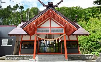 今金八幡神社